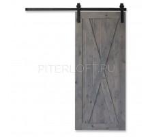 Амбарная дверь Юта