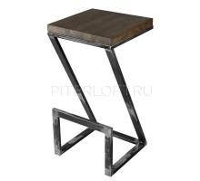 Барный стул с подножкой Ферум