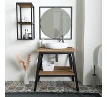 Комплект мебели для ванной Флинт
