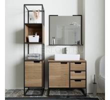 Комплект мебели для ванной Хасби